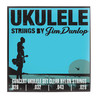 Dunlop Ukulele koncert Pro 4 String Set