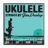 Dunlop Ukulele baritono Pro-4 stringa impostata