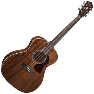 Washburn HG12S Grand Auditorium Acoustic Guitar, Natural