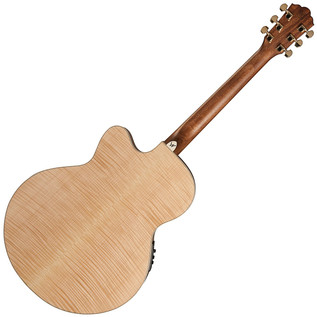 Washburn HJ40SCE Jumbo Electro Acoustic Guitar, Natural