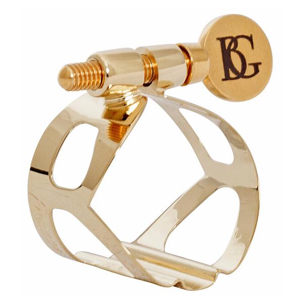 BG Soprano Saxophone Traditional Ligature, Gold