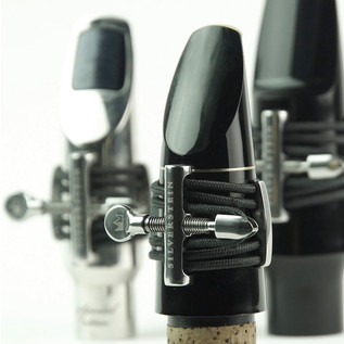 Silverstein Prelude Medium Tenor Saxophone Ligature - Range