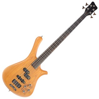 Warwick Rockbass Fortress 4-String Bass, Honey