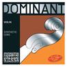 Thomastik dominante violino 1/2 D String, alluminio