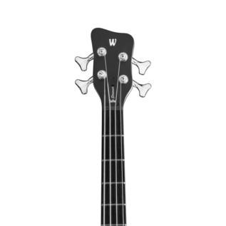 Warwick Rockbass Streamer Standard 4-String Bass, Black
