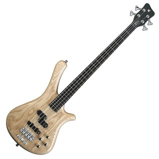 Warwick Rockbass Fortress 4 String Bass, Natural