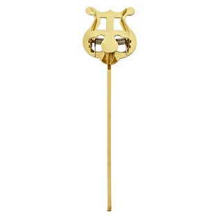 Trumpet/Cornet Straight Lyre by Gear4music
