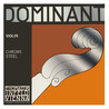 Thomastik Dominant violon E String, acier au Chrome (boule)