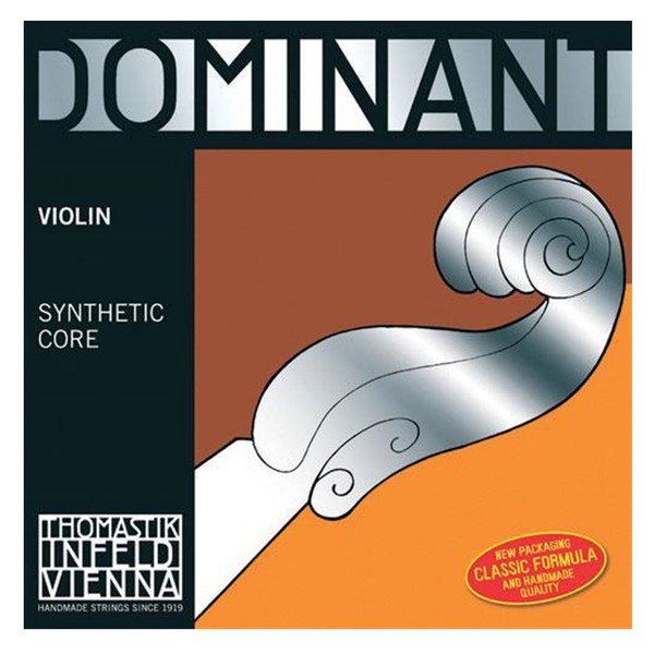 Thomastik Dominant Violin G String, 4/4 Size