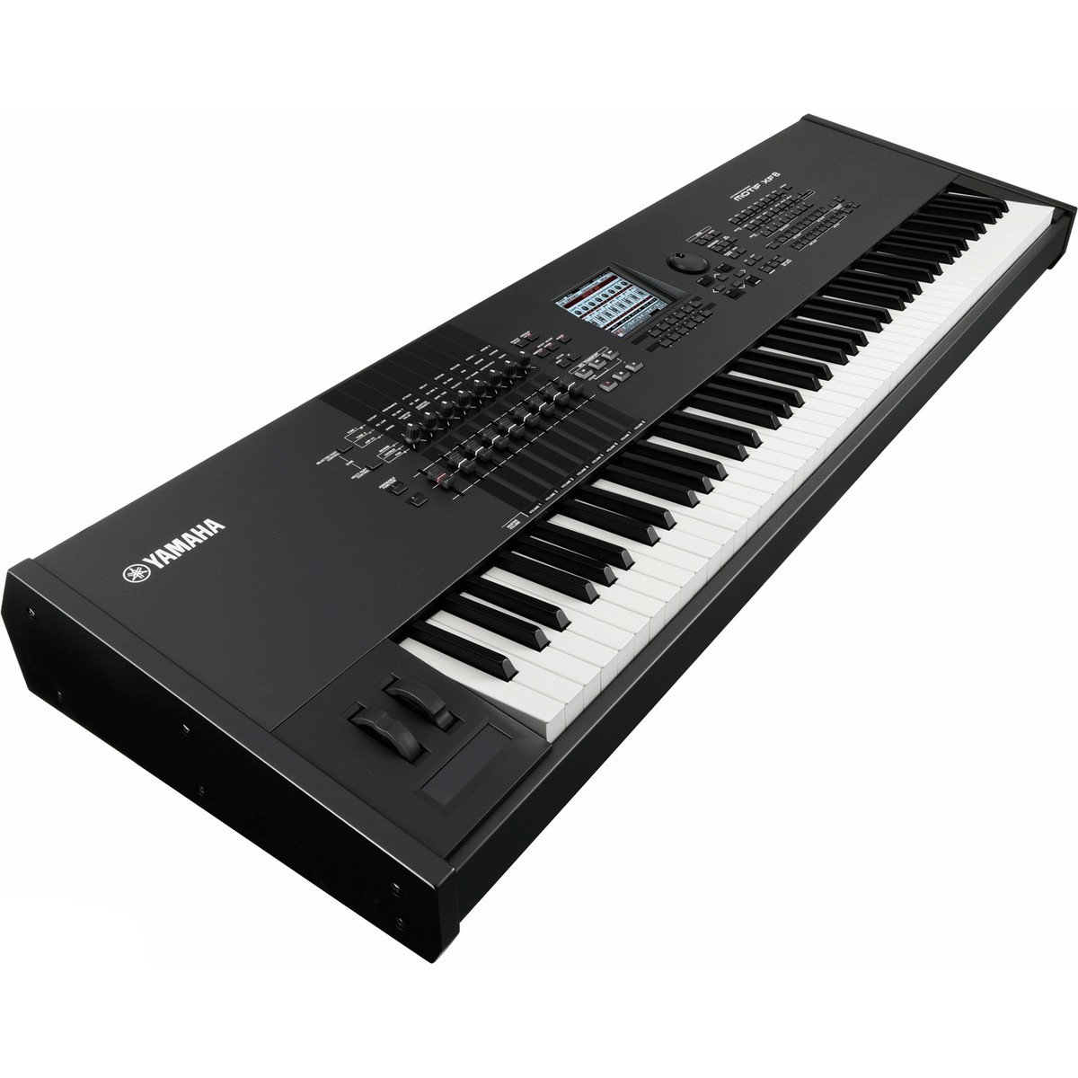 Latest Yamaha Keyboard Workstation : yamaha motif xf8 keyboard workstation nearly new at gear4music ~ Hamham.info Haus und Dekorationen