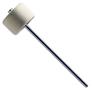 Stagg PB-6-HP Hard Felt Kick Drum Beater