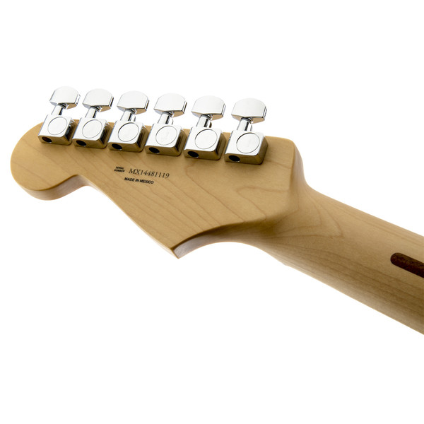 Fender Standard HSS Stratocaster MN, Arctic White