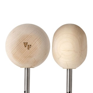 Vic Firth VicKick Radial Wood Kick Drum Beater