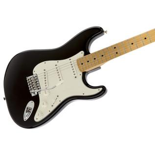 Fender Standard Stratocaster MN, Black
