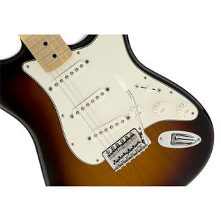 Fender Standard Stratocaster MN, Brown Sunburst
