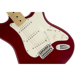 Fender Standard Stratocaster MN, Candy Apple Red
