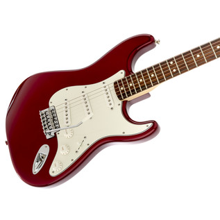 Fender Standard Stratocaster RW, Candy Apple Red