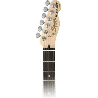 Squier By Fender Standard Telecaster, RW, Vintage Blonde