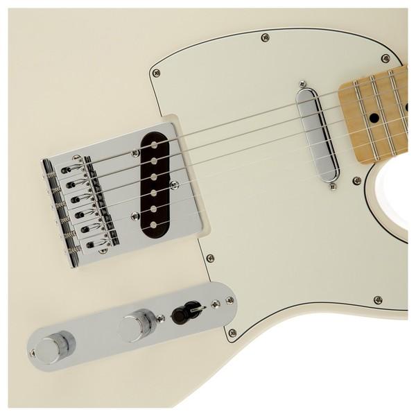 Fender Standard Telecaster, White