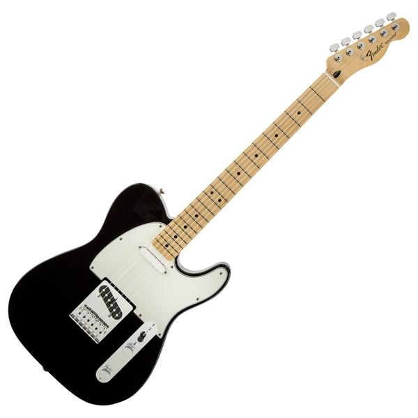 Fender Standard Telecaster MN, Black