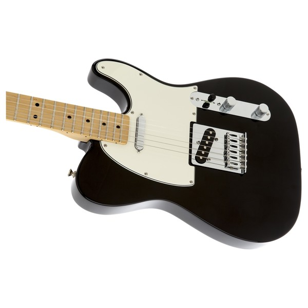Fender Standard Telecaster MN, Black L