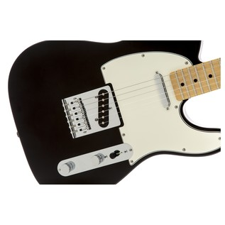 Fender Standard Telecaster MN, Black Close