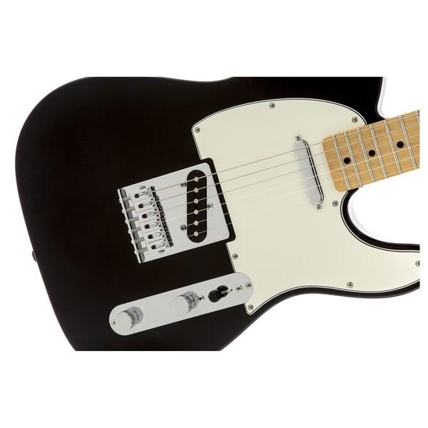 Fender Standard Telecaster MN, Black Close