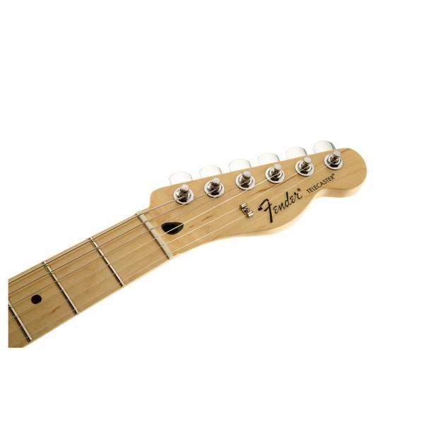 Fender Standard Telecaster MN, Black Heastock