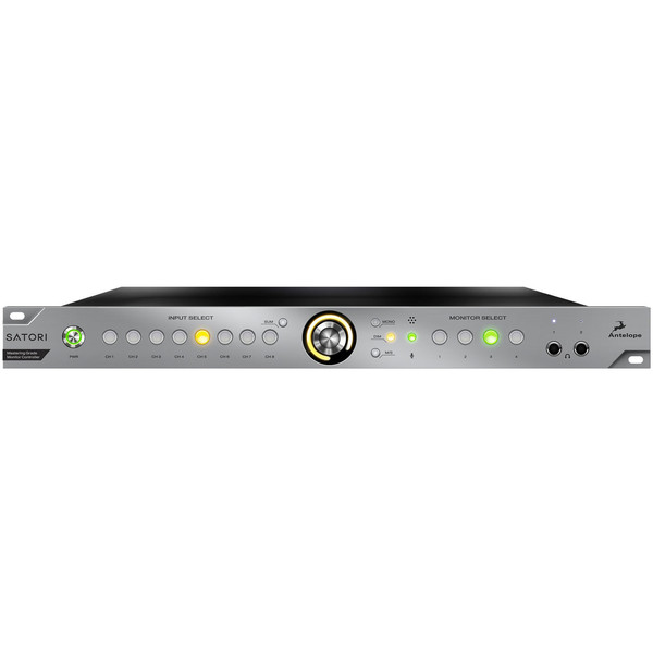 Antelope Audio Satori High-End Monitoring Controller - Front