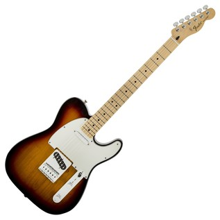 Fender Standard Telecaster MN, Brown Sunburst