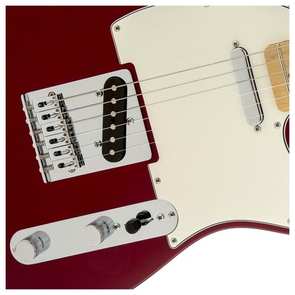 Fender Standard Telecaster, Apple Red