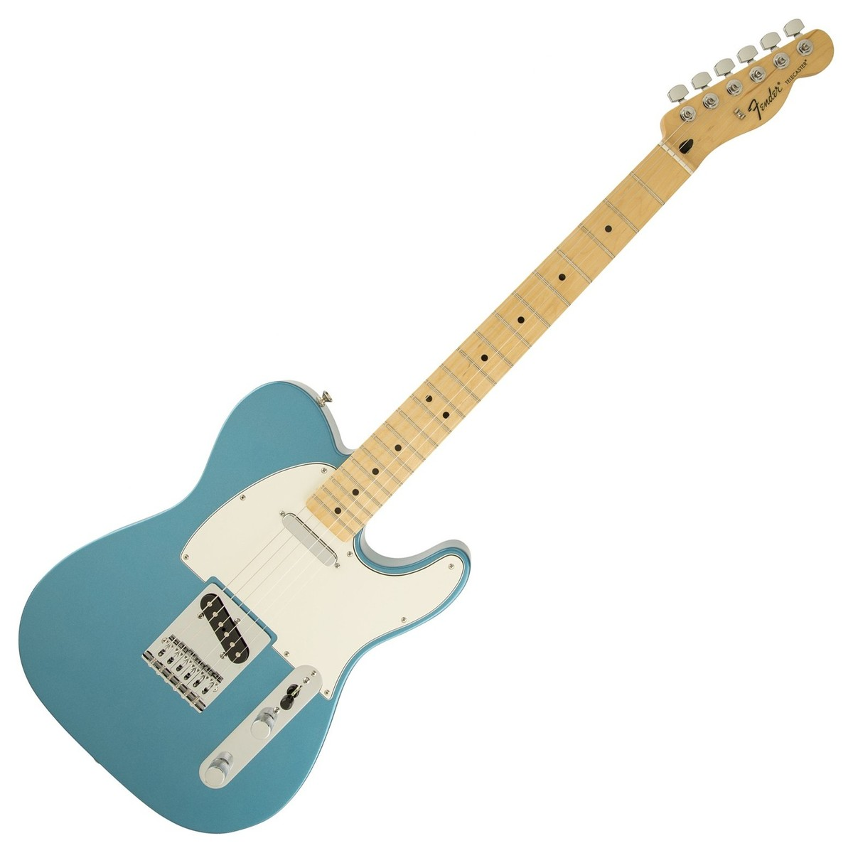 fender standard telecaster mn lake placid blue at. Black Bedroom Furniture Sets. Home Design Ideas