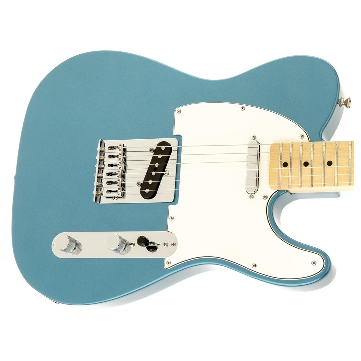 Fender standard telecaster mn lake placid blue at gear4music fender standard telecaster mn blue loading zoom publicscrutiny Image collections