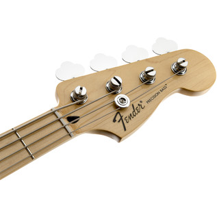 Fender Standard Precision Bass MN, Arctic White