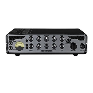 Ashdown RM-500-EVO 500w Lightweight Bass Amp Head