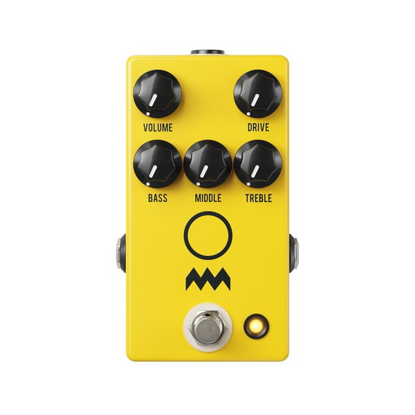 JHS Pedals Charlie Brown V4 Overdrive - Front