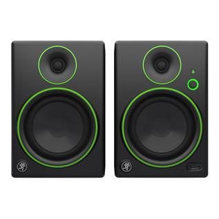 Mackie CR5-BT Bluetooth Monitor Speaker, Pair