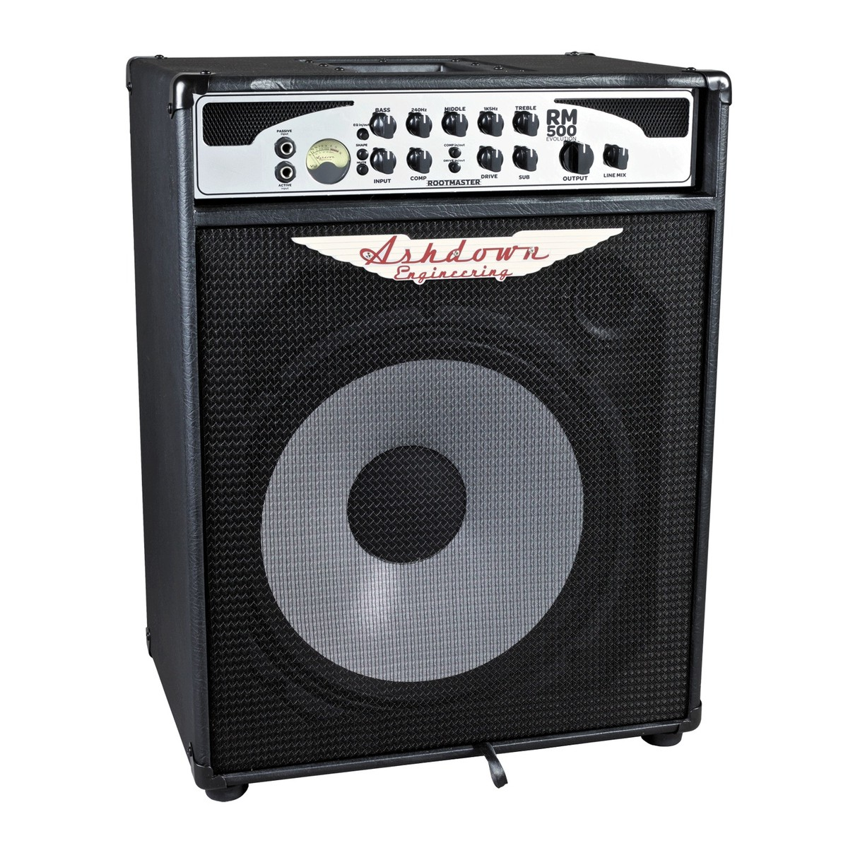 ashdown rm c115t 500 evo lightweight 500w 1 x 15 bass amp combo at. Black Bedroom Furniture Sets. Home Design Ideas
