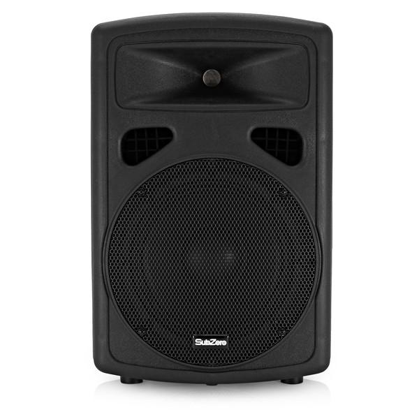 """SubZero 400W Passive 10"""" ABS Speaker by Gear4music"""