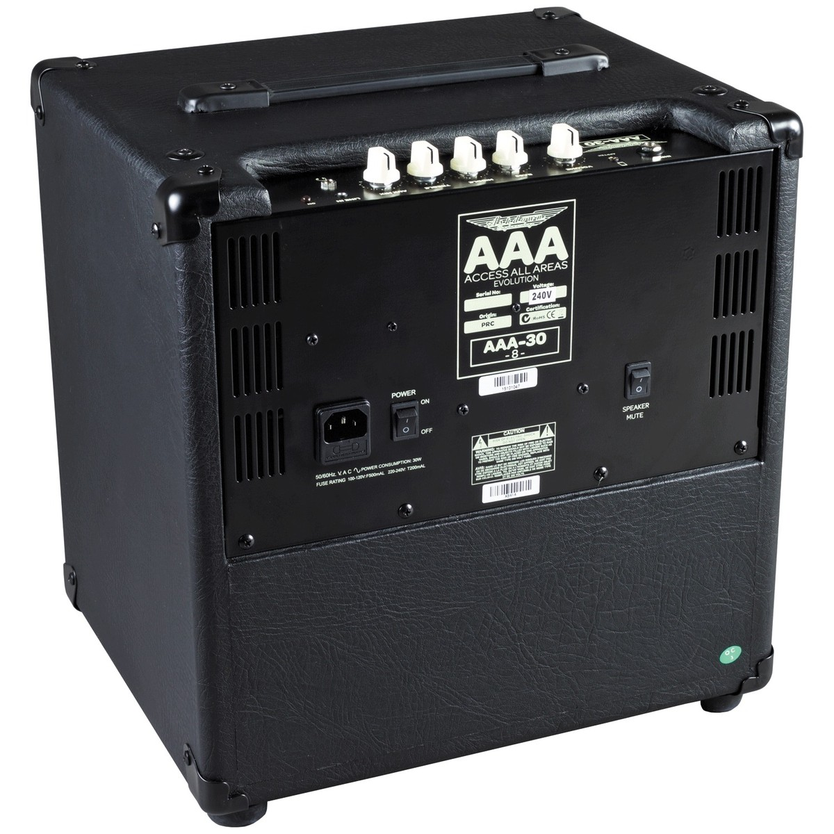 Ashdown AAA-30-EVO-8 Lightweight 30w 1 x 8