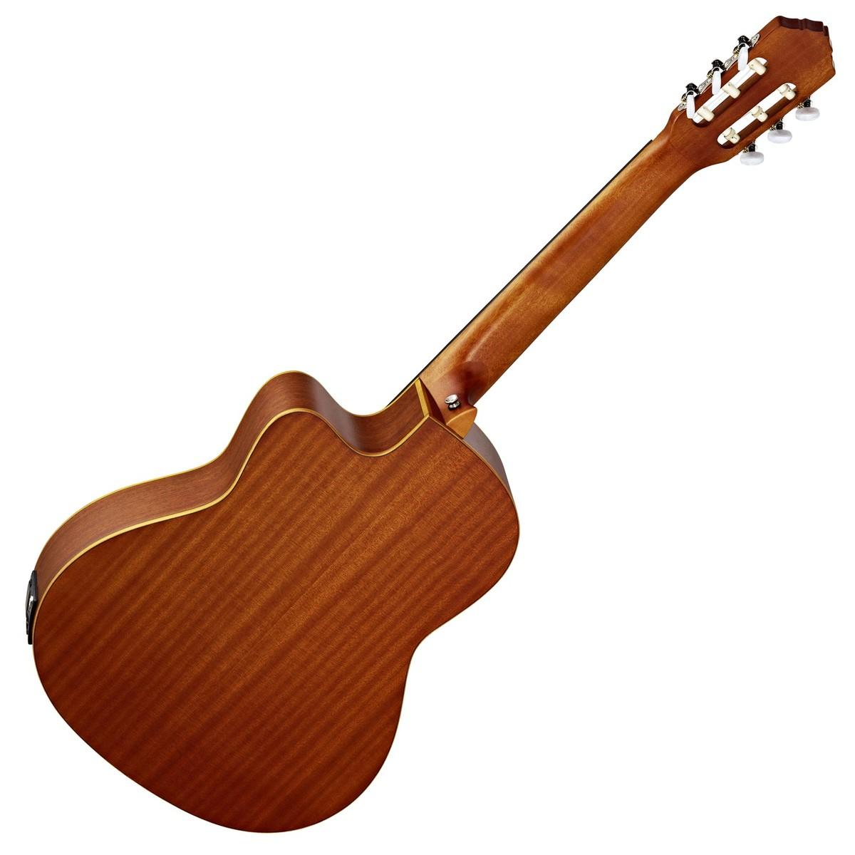 guitare classique electro rce131 de ortega. Black Bedroom Furniture Sets. Home Design Ideas