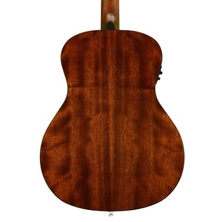 Washburn WLO12SE Electric Acoustic Guitar, Mahogany
