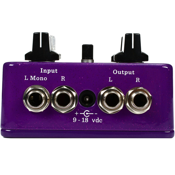 seymour duncan shape shifter stereo tremolo pedal at gear4music. Black Bedroom Furniture Sets. Home Design Ideas