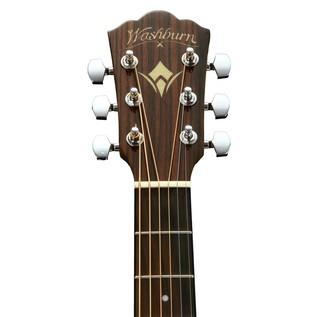 Washburn WLO11S Electro Acoustic Guitar, Cedar