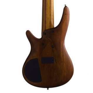 Ibanez SR506 Bass Guitar, Brown Mahogany