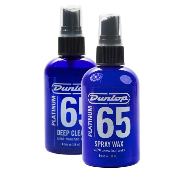 Dunlop Platinum 65 Deep Clean & Spray Wax System
