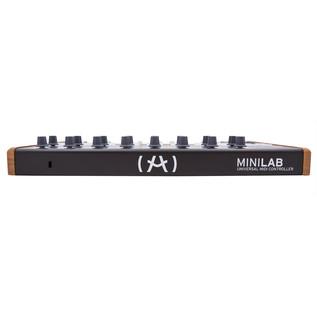 Arturia MiniLab MIDI Controller, Black Edition