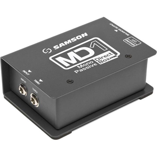 Samson MD1 Passive DI Box - Angled