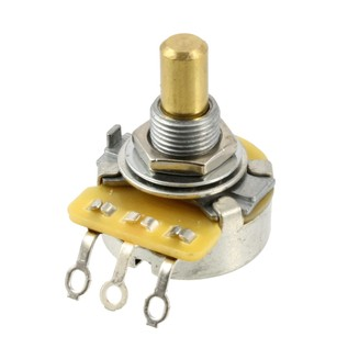 CTS EP-0885-000 250K Log. Solid Shaft Potentiometer