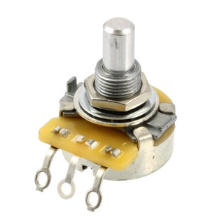 CTS EP-0886-000 500K Log. Solid Shaft Potentiometer